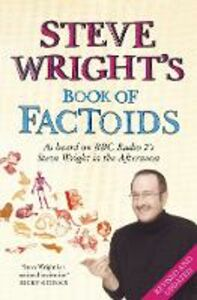 Ebook in inglese Steve Wright's Book of Factoids Wright, Steve