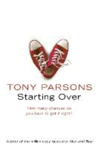 Ebook in inglese Starting Over Parsons, Tony