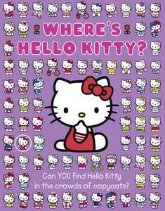 Where's Hello Kitty? - cover
