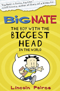 Ebook in inglese Boy with the Biggest Head in the World (US edition) Peirce, Lincoln
