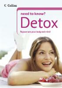 Ebook in inglese Detox (Collins Need to Know?) Paul, Gill