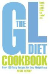 GL Diet Cookbook: Over 150 tasty recipes for easy weight loss