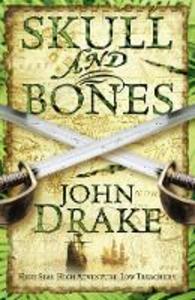 Ebook in inglese Skull and Bones Drake, John