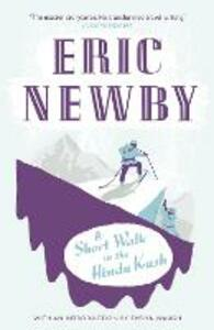 A Short Walk in the Hindu Kush - Eric Newby - cover