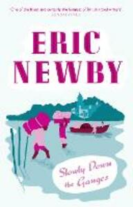 Slowly Down the Ganges - Eric Newby - cover