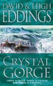 Ebook in inglese Crystal Gorge Eddings, David , Eddings, Leigh