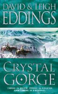 Ebook in inglese Crystal Gorge Eddings, David , Eddings, Leigh