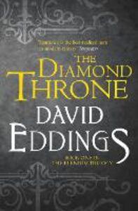 Ebook in inglese Diamond Throne (The Elenium Trilogy, Book 1) Eddings, David