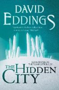 Ebook in inglese Hidden City (The Tamuli Trilogy, Book 3) Eddings, David