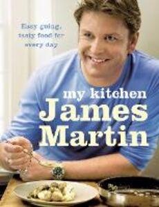 Ebook in inglese My Kitchen Martin, James