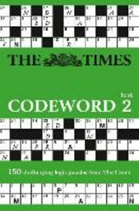 The Times Codeword 2: 150 Cracking Logic Puzzles - Puzzler Media - cover