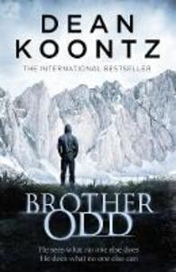 Brother Odd - Dean Koontz - cover
