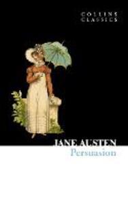 Persuasion - Jane Austen - cover