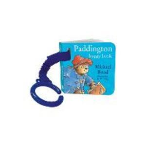 Paddington Buggy Book - Michael Bond - cover