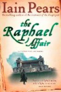 Ebook in inglese Raphael Affair Pears, Iain