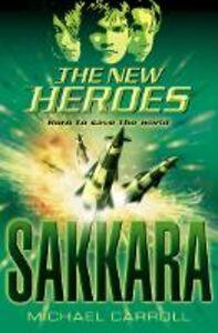 Foto Cover di Sakkara, Ebook inglese di Michael Carroll, edito da HarperCollins Publishers