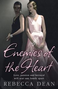 Ebook in inglese Enemies of the Heart Dean, Rebecca