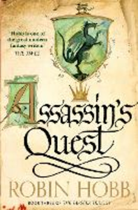 Ebook in inglese Assassin's Quest (The Farseer Trilogy, Book 3) Hobb, Robin