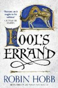 Ebook in inglese Fool's Errand (The Tawny Man Trilogy, Book 1) Hobb, Robin