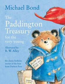 The Paddington Treasury for the Very Young - Michael Bond - cover