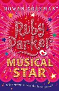 Ebook in inglese Ruby Parker: Musical Star Coleman, Rowan