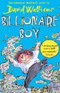 Foto Cover di Billionaire Boy, Ebook inglese di David Walliams, edito da HarperCollins Publishers