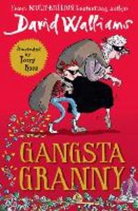 Ebook in inglese Gangsta Granny Walliams, David