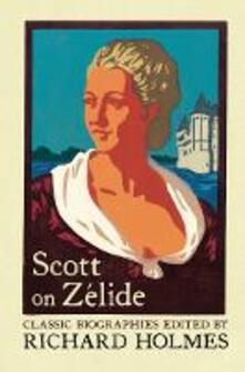 Scott on Zelide: Portrait of Zelide by Geoffrey Scott