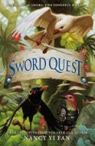 Ebook in inglese Sword Quest Fan, Nancy Yi