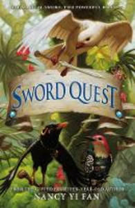 Ebook in inglese Sword Quest Fan, Nancy Yi