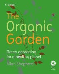 Ebook in inglese Organic Garden Shepherd, Allan