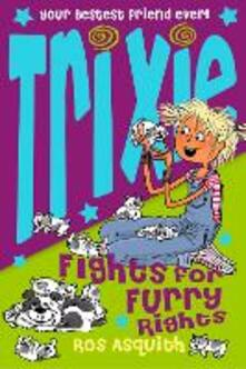 Trixie Fights For Furry Rights
