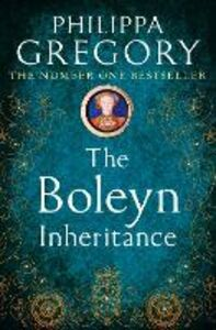 Ebook in inglese Boleyn Inheritance Gregory, Philippa