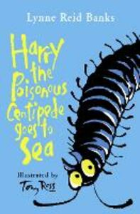 Ebook in inglese Harry the Poisonous Centipede Goes To Sea Banks, Lynne Reid