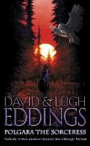 Ebook in inglese Polgara the Sorceress Eddings, David , Eddings, Leigh