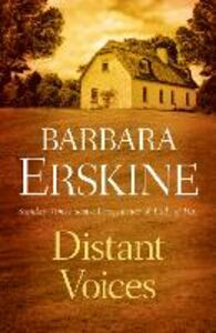 Ebook in inglese Distant Voices Erskine, Barbara