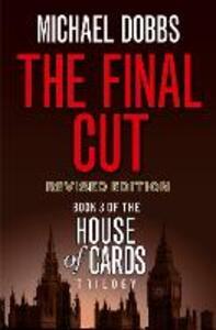 The Final Cut - Michael Dobbs - cover