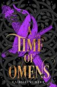 Ebook in inglese Time of Omens Kerr, Katharine