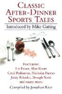 Ebook in inglese Classic After-Dinner Sports Tales Variou, arious