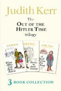 Ebook in inglese Out of the Hitler Time trilogy Kerr, Judith