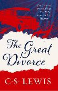 Ebook in inglese Great Divorce Lewis, C. S.
