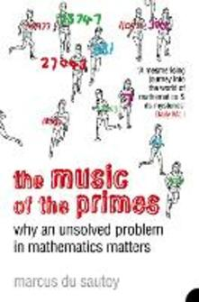 Music of the Primes: Why an unsolved problem in mathematics matters (Text Only)
