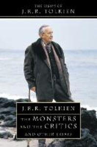 Foto Cover di The Monsters and the Critics, Ebook inglese di J. R. R. Tolkien, edito da HarperCollins Publishers
