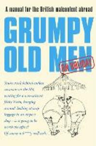 Grumpy Old Men on Holiday - David Quantick - cover