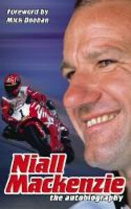 Ebook in inglese Niall Mackenzie: The Autobiography Mackenzie, Niall
