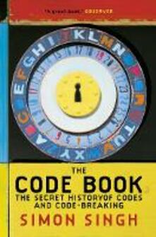 Code Book: The Secret History of Codes and Code-breaking