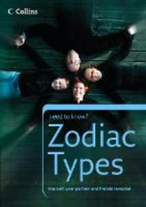 Ebook in inglese Zodiac Types (Collins Need to Know?) -, -