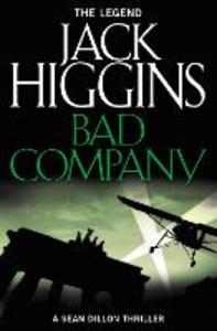 Ebook in inglese Bad Company (Sean Dillon Series, Book 11) Higgins, Jack