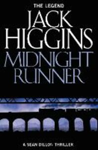 Foto Cover di Midnight Runner, Ebook inglese di Jack Higgins, edito da HarperCollins Publishers