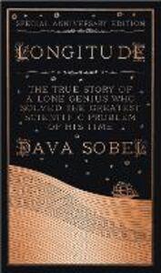 Ebook in inglese Longitude Sobel, Dava